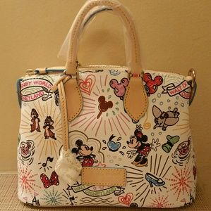 Disney Parks Icons Satchel